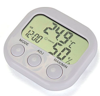 Гигрометр для контроля влажности в кабинете мастера по наращиванию ресниц  240грн