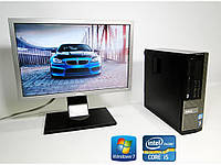 ПК Dell Optiplex 790 Core i5 + Dell 1909W бу