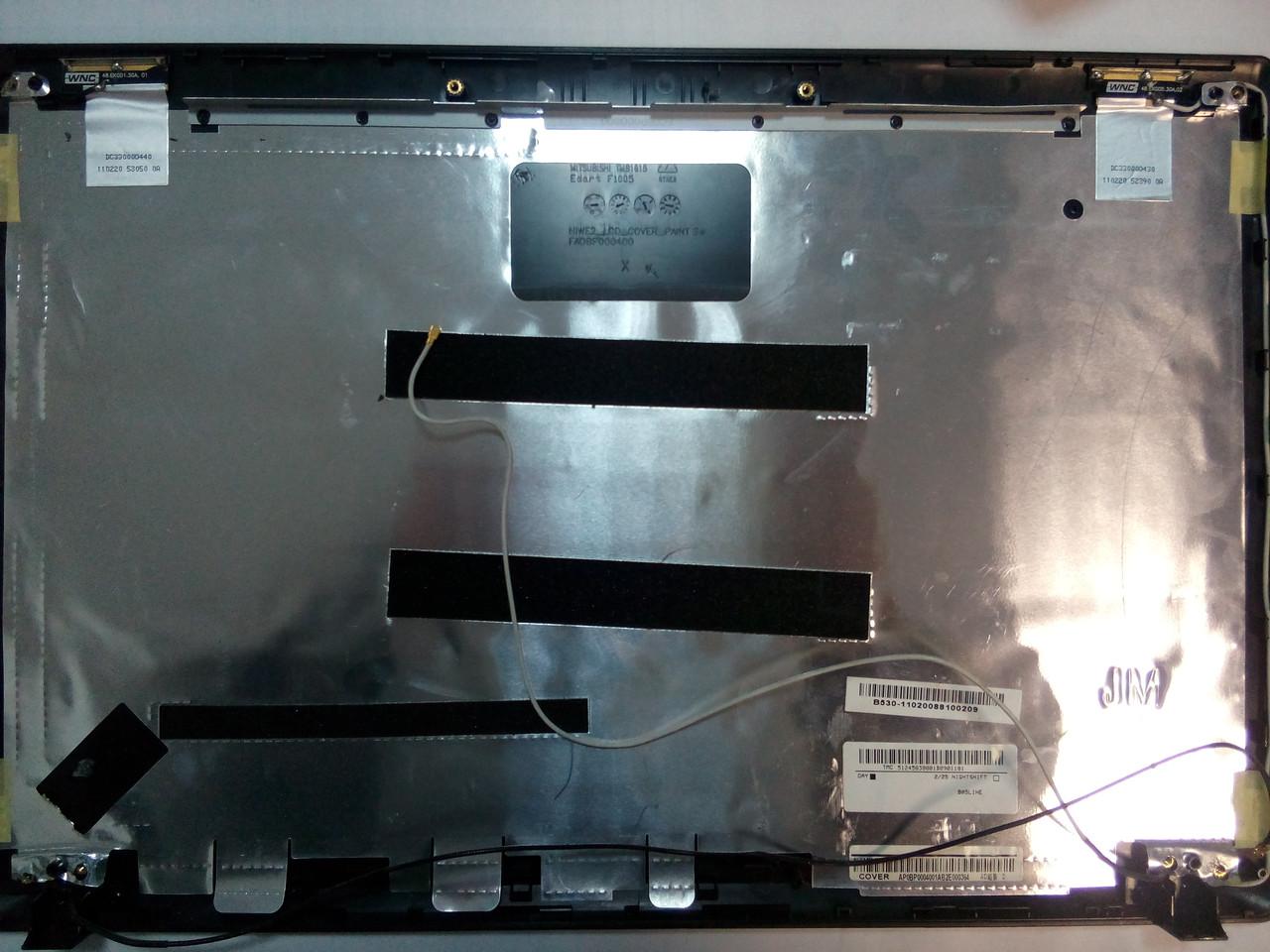 Крышка матрицы LENOVO G560 G565 AP0BP0004001