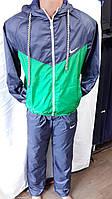 Мужской спортивный костюм плащевка оптом