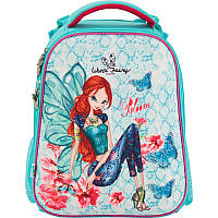 Рюкзак школьный каркасный Kite 531 Winx fairy couture