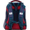 Рюкзак школьный каркасный Kite 531 FC Barcelona, фото 3