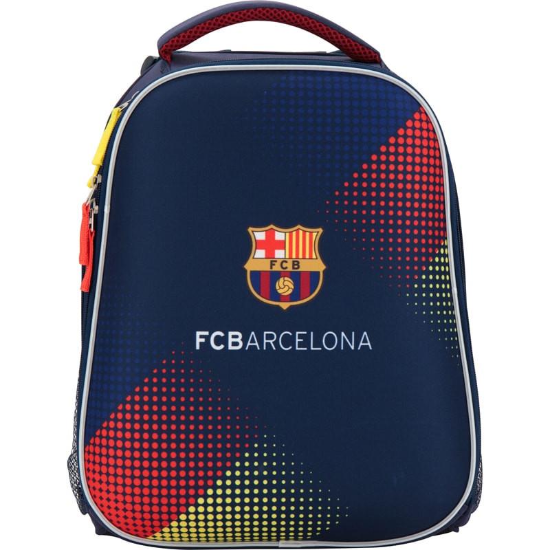 Рюкзак школьный каркасный Kite 531 FC Barcelona
