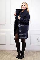 Пальто -трансформер демисезонное размер 48