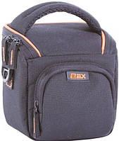 Универсальная сумка для переноски негабаритных камер D-Lex, LXPB-4340R-BK черный