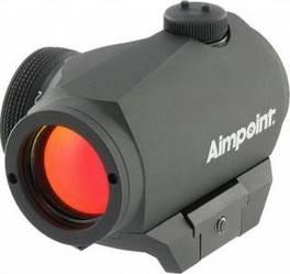 Прицел Aimpoint Micro H-1 2МОА Weaver