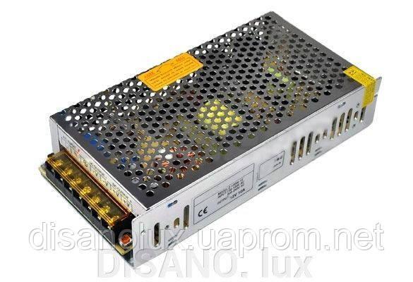 Блок питания 200Вт, 12В, 16.5А, негерметичный IP20