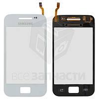 Сенсорный экран для мобильного телефона Samsung S5830 Galaxy Ace, белый