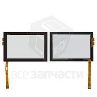 Сенсорный экран для планшета Asus Eee Pad TF101, черный, #3GA14-A1CC42