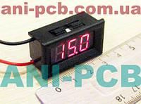 Вольтметр постоянного тока КВП-0,36