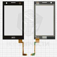 Сенсорный экран для мобильного телефона China-Nokia X6, 83 мм, (90*50мм), (71*43мм), #1929F