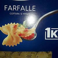 Макарони з твердих сортів пшениці Barilla 1кг Італія