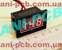 Вольтметр постоянного тока КГВП-0,4