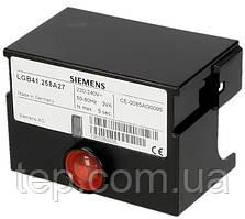Контроллер Siemens (Landis&Gyr) LGB 41.255 A27