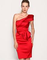 Как и с чем сочетать красное платье?