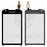 Сенсорный экран для мобильного телефона Samsung S7710, черный