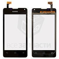 Сенсорный экран для мобильных телефонов Huawei Ascend Y300D, U8833 Ascend Y300 , черный