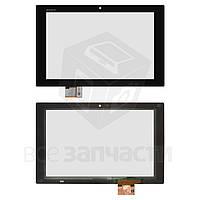 Сенсорный экран для планшета Sony Xperia Tablet Z, черный