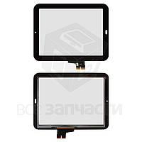 Сенсорный экран для планшета HP TouchPad, черный