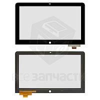 Сенсорный экран для планшета Lenovo ThinkPad Helix, черный