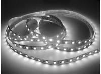 Лента светодиодная (LED) 3528-60-20W Luxel белая 24W (5м)