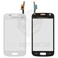 Сенсорный экран для мобильных телефонов Samsung S7270 Galaxy Ace 3, S7272 Galaxy Ace 3 Duos, белый