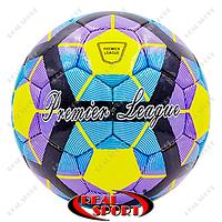 Мяч футбольный №5 DX Premier League FB-100199 (№5, 5 сл., сшит вручную)