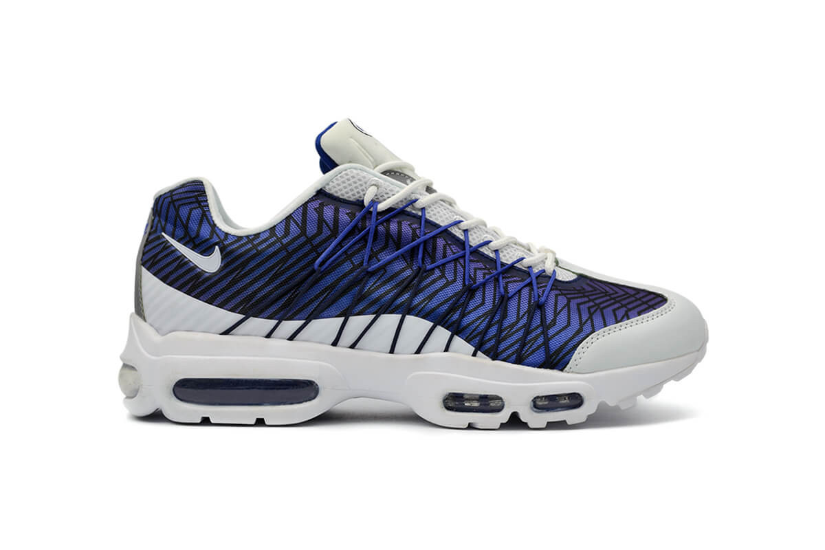 Кроссовки Nike Air Max 95 Ultra Jacquard 'Midnight Navy'
