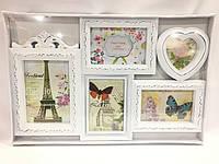 Коллаж для фотографий  Париж