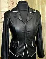 Кожаная куртка женская 100% кожа