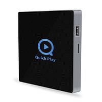 Smart TV (смарт тв) Android приставка Beelink QII 2GB+16GB