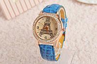 Часы женские наручные Париж Paris blue (синий)