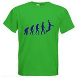 Футболка Эволюция баскетбола, фото 5