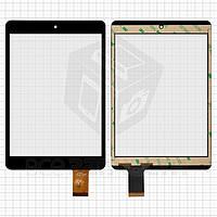"""Сенсорный экран для планшетов China-Tablet PC 7,85""""; Ainol Novo 8 Mini; Assistant AP-785; Impression ImPAD 4313, 7.85"""", 40 pin, емкостный, черный,"""