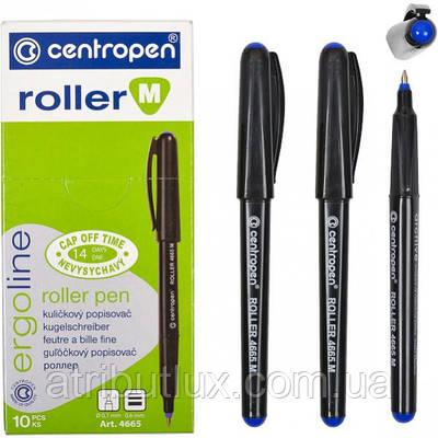 Роллер Ergoline 4665M (0,6мм) синий