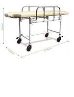 Тележка медицинская для транспортировки пациентов ВМп-4,Носилка медицинская для перевозки
