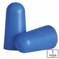 Беруши пенопропиленовые Mack's Sound Asleep (1 пара, защита от шума до 32дБ), синие