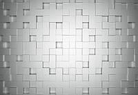 Фотообои бумажные 3D на стену 366х254 см 8 листов: Кубы №164