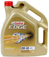 Моторное масло Castrol EDGE 0W-40 A3/B4 4 литра