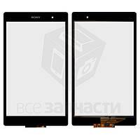 Сенсорный экран для планшета Sony Xperia Tablet Z3 Compact, черный