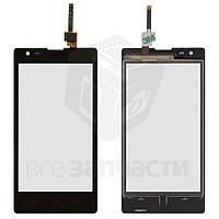 Сенсорный экран для мобильного телефона Xiaomi Red Rice 1S, черный