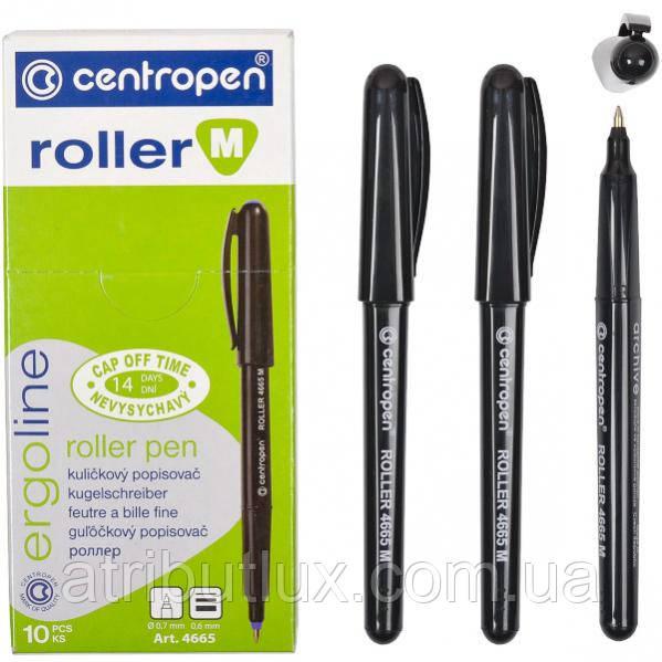 Роллер Ergoline 4665M (0,6мм) черный
