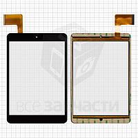 """Сенсорный экран для планшета China-Tablet PC 7,85"""", 45 pin, черный, (197*131 мм), #FPCA-79D4-V02"""