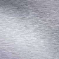 Лист нержавеющий шлифованная  поверхность в плёнке  (№4/РЕ)  304 толщиной 0,5 мм