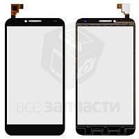 Сенсорный экран для мобильного телефона Alcatel One Touch 6037 Idol 2, черный