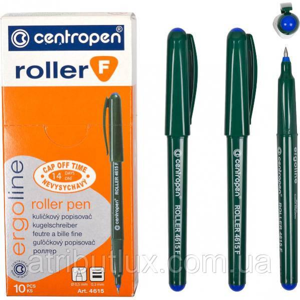 Роллер Ergoline 4615F (0,3мм) синий