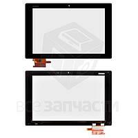 Сенсорный экран для планшета Sony Xperia Tablet Z2, черный, тип 2, #54,20015,537