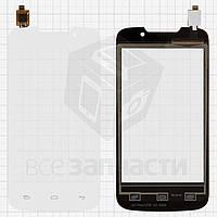 Сенсорный экран для мобильного телефона Explay Alto, белый