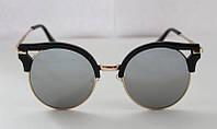 Солнцезащитные женские очки модной формы