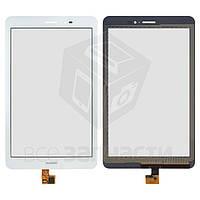 Сенсорный экран для планшетов Huawei MediaPad T1 8.0 (S8-701u), MediaPad T1 8.0 LTE T1-821L, белый, #HMCF-080-1607-V5